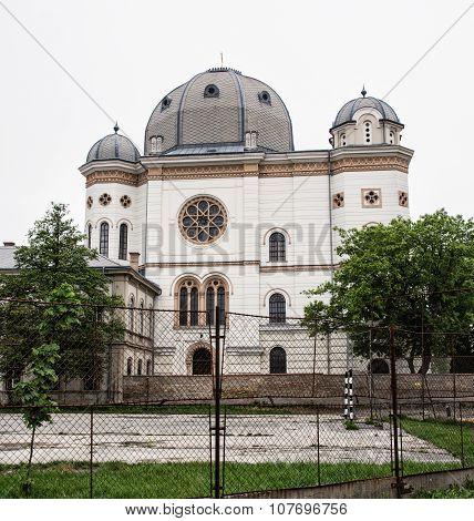 Synagogue, Gyor, Hungary