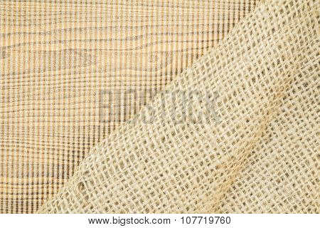 The texture of the paper sacks.Abstract texture