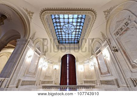 Romania Palace Of Parliament