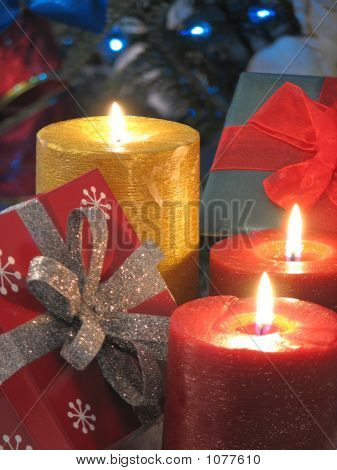 Gifts And Candles