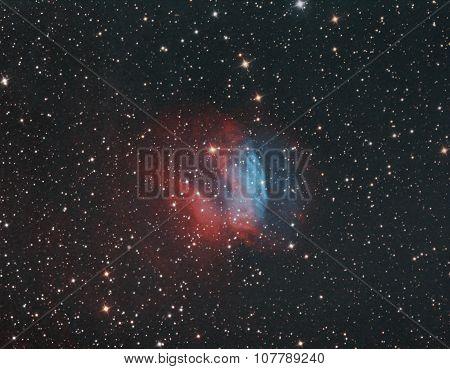 SH2-174 Nebula i