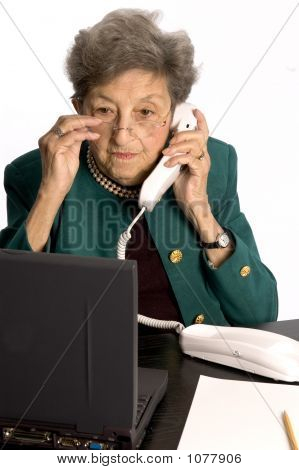 Senior Office Executive