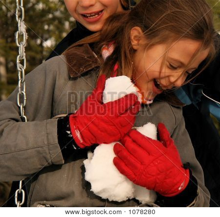 Snowball Play