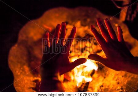 Homeless hands
