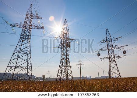 Heat Electro-power Station