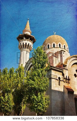 Constanta Grand Mosque
