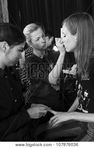 Diesel Black Gold - Backstage - Spring 2016 Collection