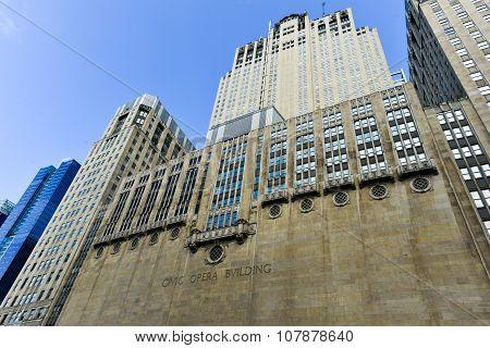 Civic Opera Building - Chicago