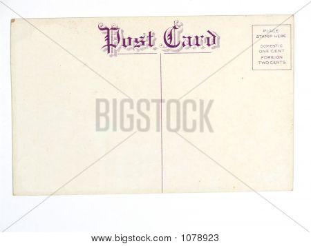 Vintage Decorative Postcard
