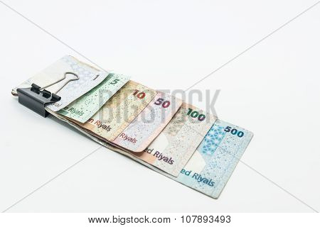 Qatar Currencies Hundred Riyal, Five Hundred Riyal, Hundred Riyal,fifty Riyal, Ten Riyal, Five Riyal