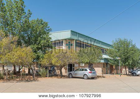Apostolic Faith Mission Siloam Church In Universitas In Bloemfontein