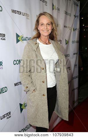 LOS ANGELES - NOV 11:  Helen Hunt at the
