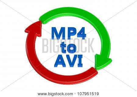 Converting Mp4 To Avi