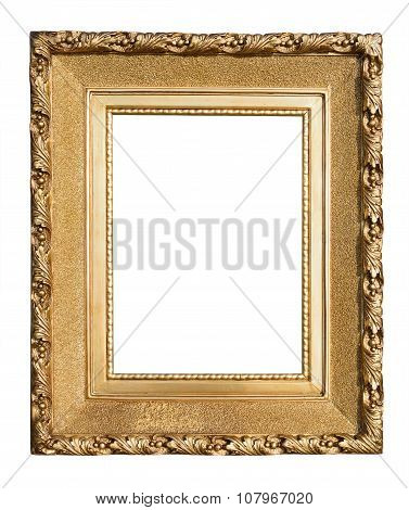 Empty Antique Frame