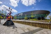 Liverpool Echo arena is an entertainment venue located on Liverpool waterfront at Albert Dock. poster