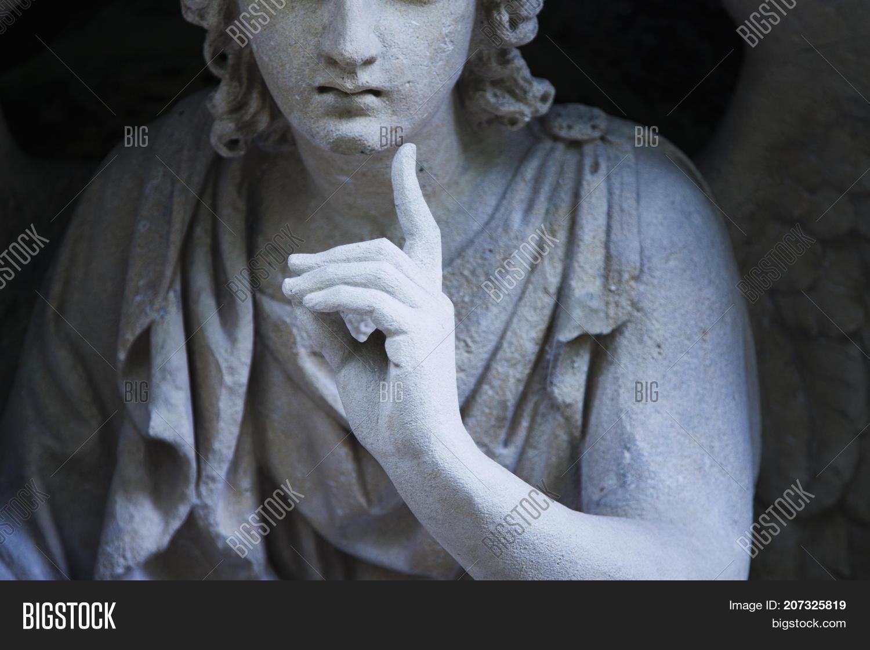 Angel Death Symbol End Image & Photo (Free Trial) | Bigstock
