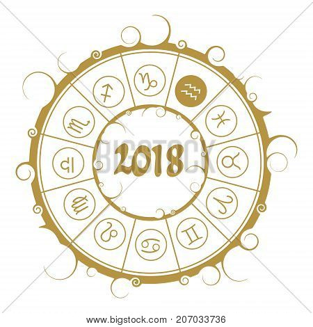Astrological Symbols Vector & Photo (Free Trial) | Bigstock
