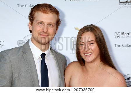 LOS ANGELES - SEP 29:  Chris Kimball, Alison Pulley at the Catalina Film Festival - September 29 2017 at the Casino on Catalina Island on September 29, 2017 in Avalon, CA