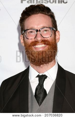 LOS ANGELES - SEP 29:  Christopher Gavin Jackson at the Catalina Film Festival - September 29 2017 at the Casino on Catalina Island on September 29, 2017 in Avalon, CA