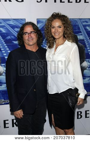 LOS ANGELES - SEP 26:  Brad Silberling, Amy Brenneman at the