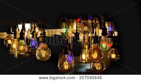 Decorative  Style Filament Light Bulbs