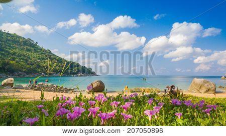 The Hidden Paradise Beach In Phuket