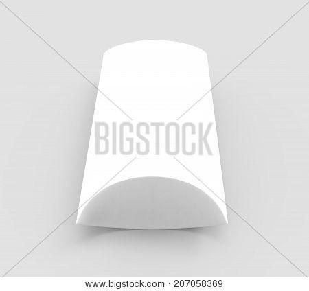 Blank Pillow Box