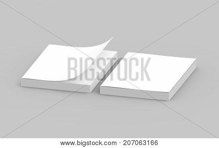 Blank Books Design