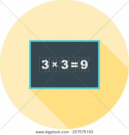Arithmetic, addition, education icon vector image. Can also be used for Math Symbols . Suitable for use on web apps, mobile apps and print media.