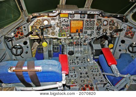 Two Seat Cockpit