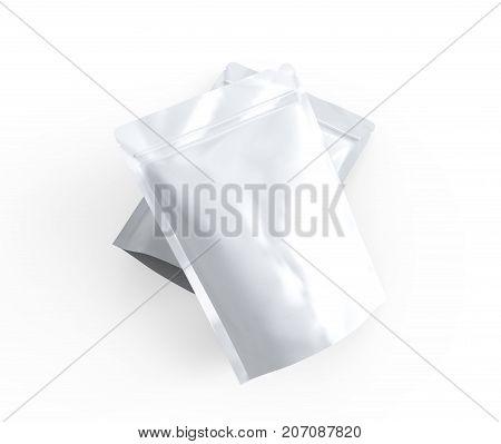 Blank Zipper Pouches