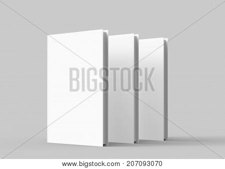 Hardcover Book Template