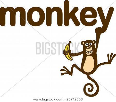 Monkey Word