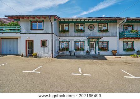 House in Bolsternang Isny im Allgau Germany
