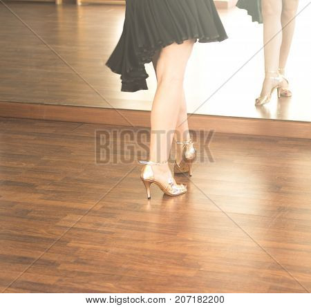 Ballroom Dance Dancer