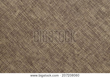 Background of gray textile fabric pattern high detailed texture