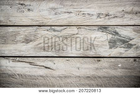 Grunge Rotting Pale Wood Plank Texture Background