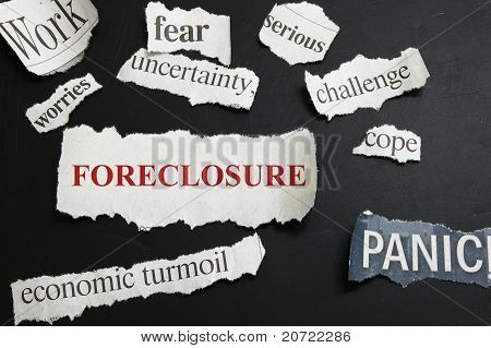 Foreclosure news