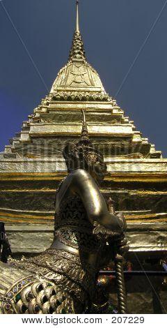 Thai Buddhis Temple