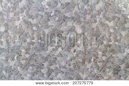 Rusted galvanized iron plate grunge texture use for background
