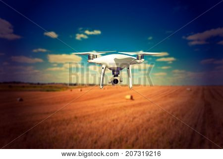 Drones in the field