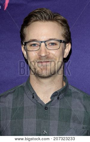 LOS ANGELES - OCT 2:  Michael Welch at the