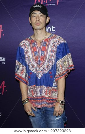 LOS ANGELES - OCT 2:  Vanness Wu at the