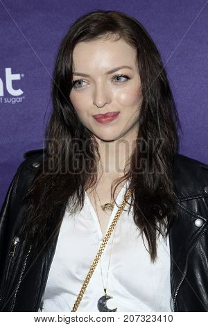 LOS ANGELES - OCT 2:  Francesca Eastwood at the