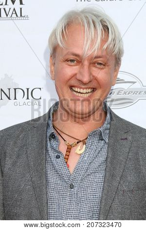 LOS ANGELES - SEP 30:  Ludek Drizhal at the Catalina Film Festival - September 30 2017 at the Casino on Catalina Island on September 30, 2017 in Avalon, CA