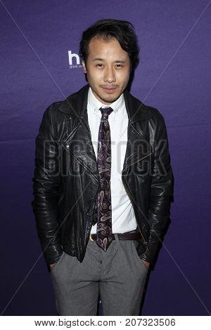 LOS ANGELES - OCT 2:  David Huynh at the