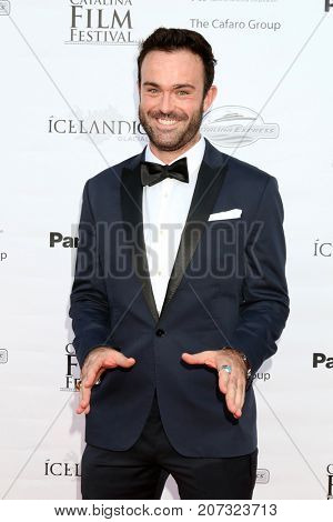 LOS ANGELES - SEP 30:  Jake Taylor at the Catalina Film Festival - September 30 2017 at the Casino on Catalina Island on September 30, 2017 in Avalon, CA