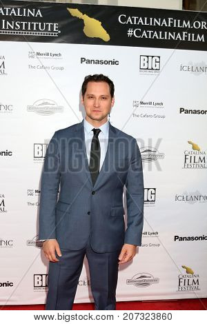 LOS ANGELES - SEP 30:  Matt McGorry at the Catalina Film Festival - September 30 2017 at the Casino on Catalina Island on September 30, 2017 in Avalon, CA
