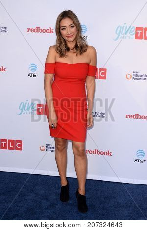 LOS ANGELES - SEP 27:  Kahi Lee at the TLC's Give A Little Awards at the NeueHouse Hollywood on September 27, 2017 in Los Angeles, CA
