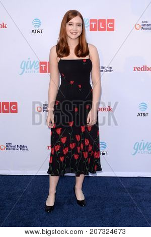 LOS ANGELES - SEP 27:  Natalie Hampton at the TLC's Give A Little Awards at the NeueHouse Hollywood on September 27, 2017 in Los Angeles, CA